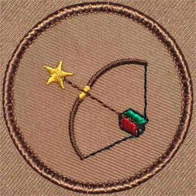 shooting patch bsa
