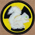 Nuclear Squirrel Patch