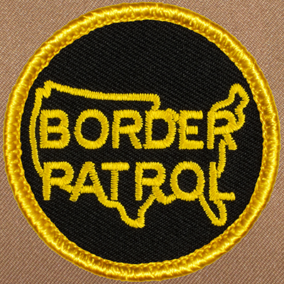 Boy scout patrol patches | t-shirts | flags | custom | in-stock.