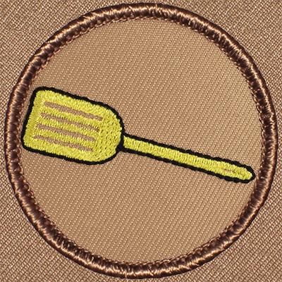 golden spatula patrol patch 779