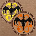 Great Boy Scout Patrol Patch! #665 The Gentlemen Patrol!